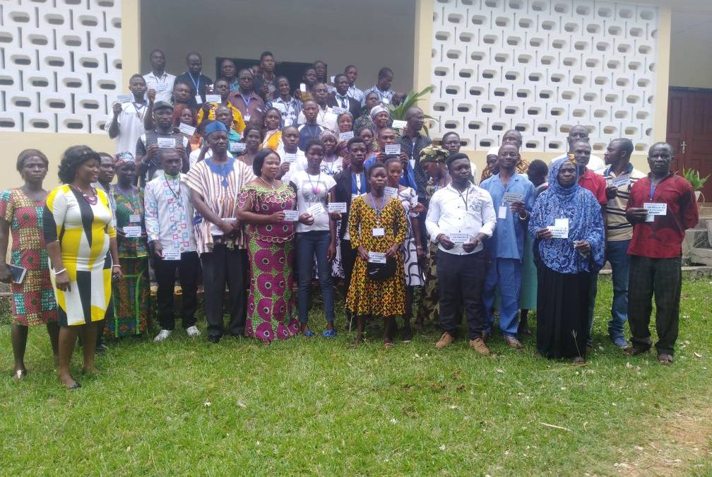Donkro Nkwanta Residents Become Active and Engaged Citizens Through CICONET