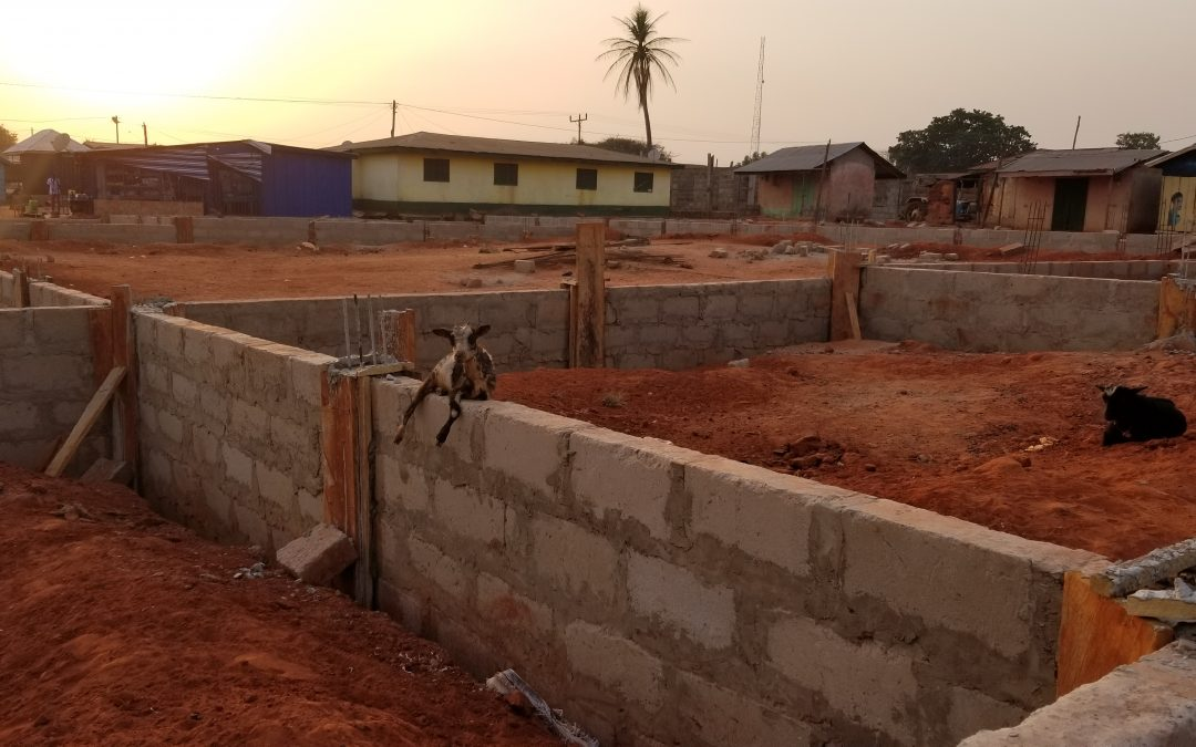 Donkro Nkwanta Communities Begin The Next Phase of Their Projects