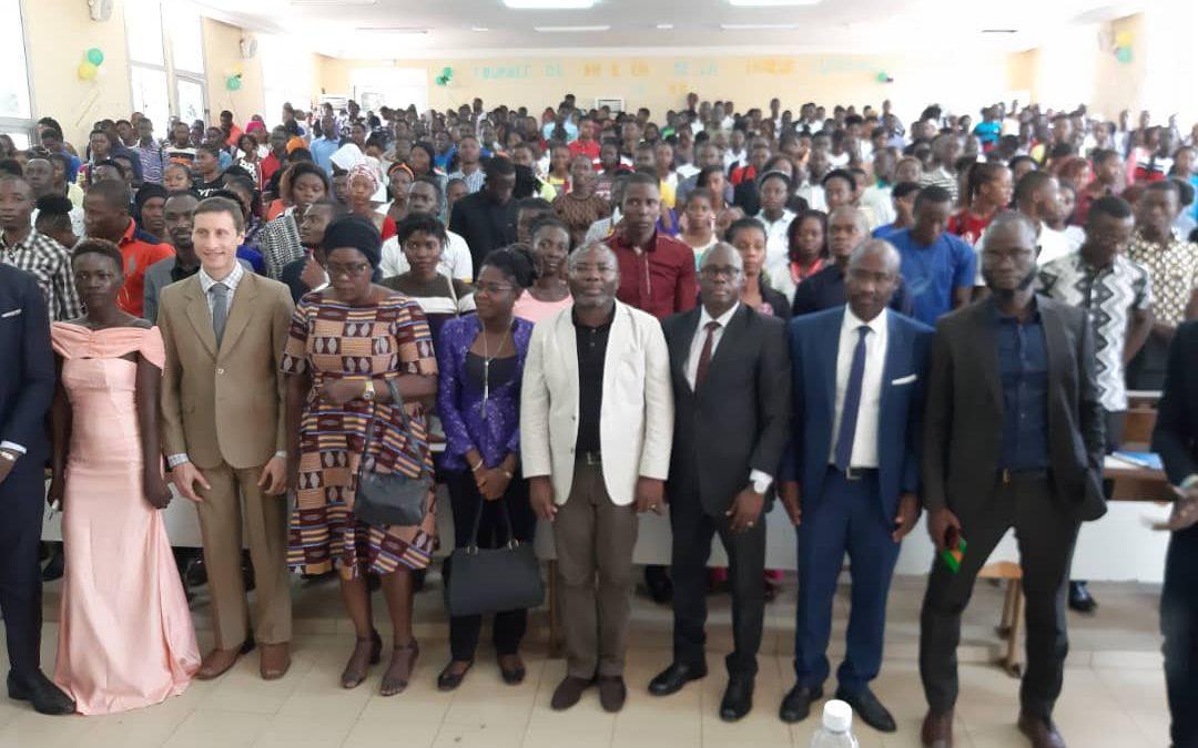 Lancement de la première clinique juridique universitaire de Côte d'Ivoire à Boauké