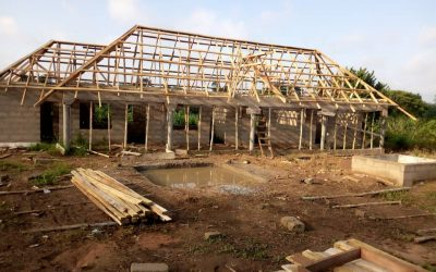 Donkro Nkwanta Communities near completion of their projects