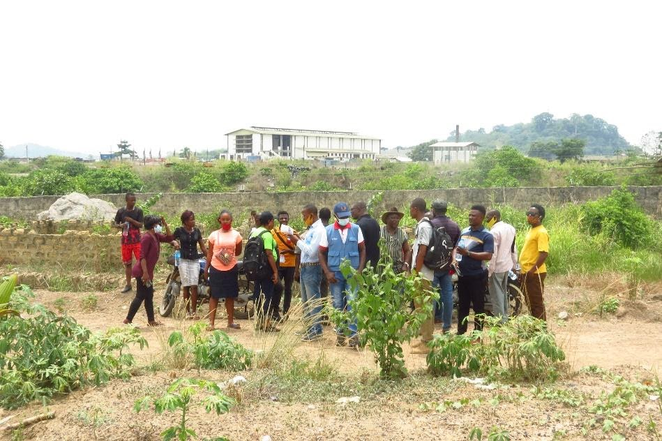 ACA teams up with AAAS to help Sierra Leone citizens use science in the pursuit of justice